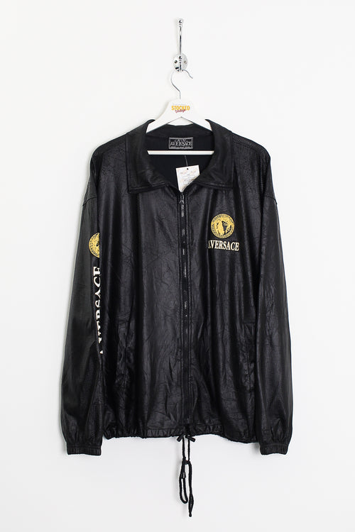 A.Versace Jacket (XL)