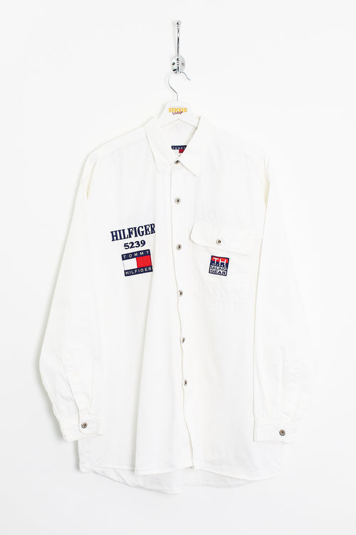 Tommy Hilfiger Over Shirt (XL)