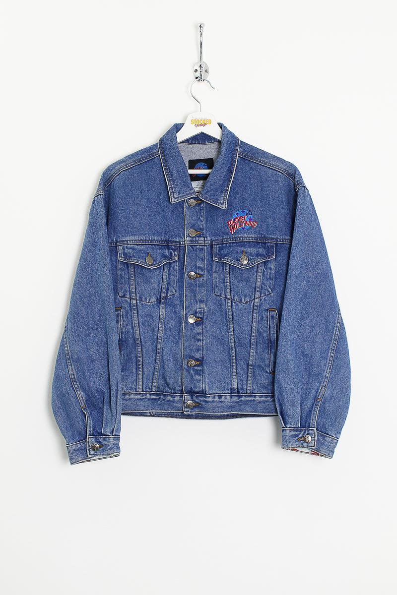 Planet Hollywood Denim Jacket (S)