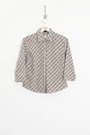 Womens Burberry Nova Check Shirt (M)