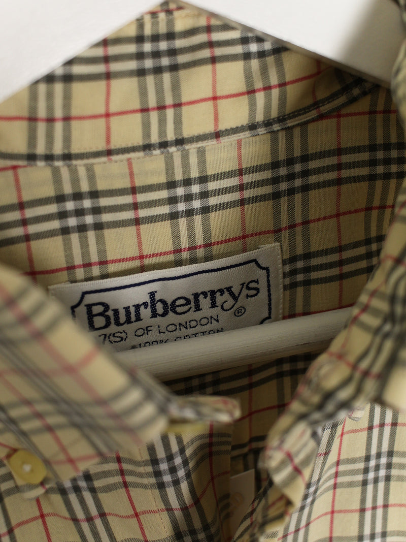 Burberry Nova Check Shirt (S)