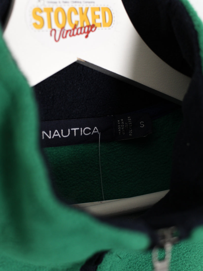 Nautica 1/4 Zip Fleece (S)