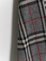 Burberry Nova Check Longsleeve Polo Shirt (M)