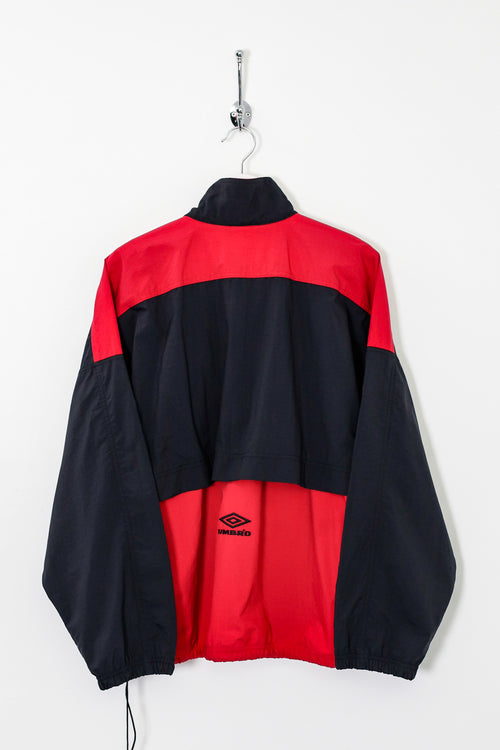 Umbro 1/4 Zip Track Jacket (M)