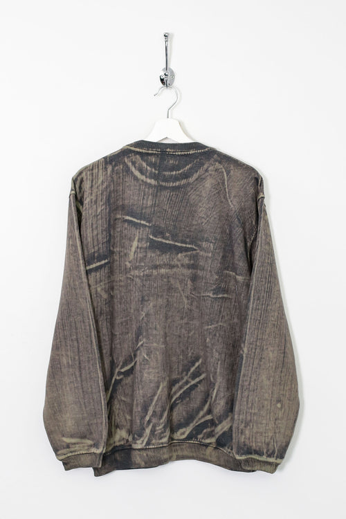 Umbro Acid Wash Sweatshirt (L)