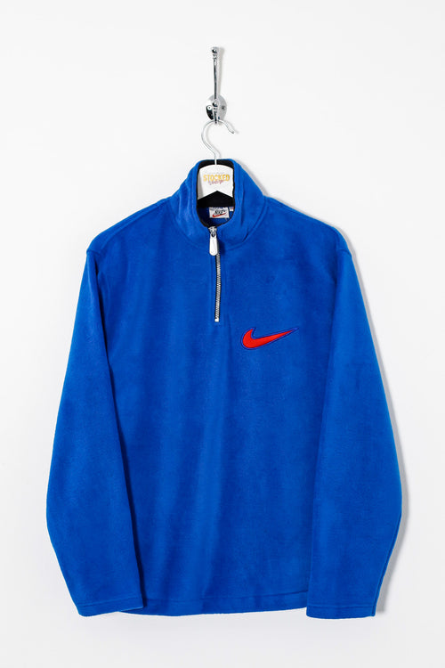 Nike 1/4 Zip Fleece (S)