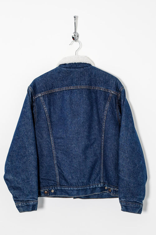 Levi's Sherpa Denim Jacket (S)