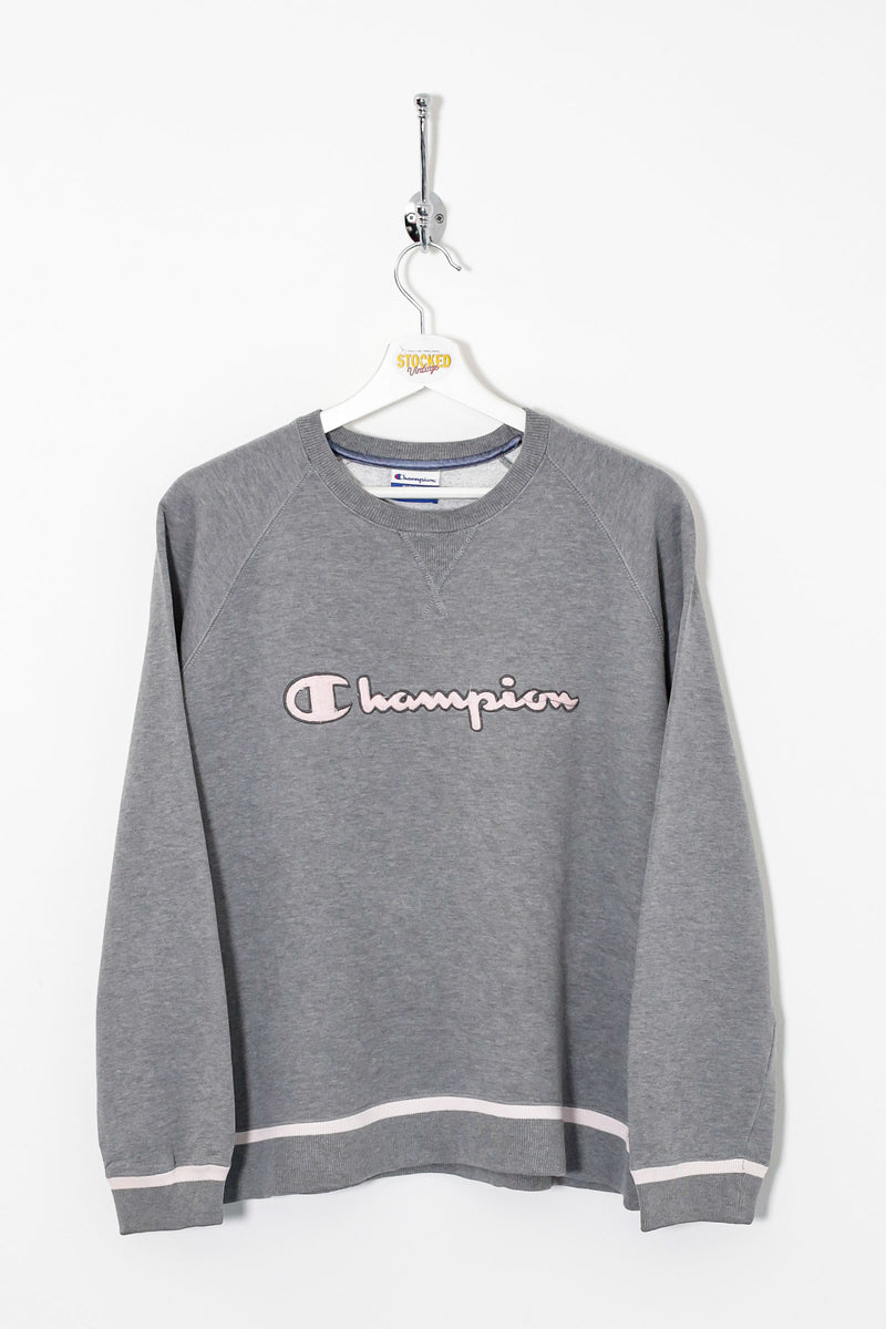 Womens Champion Sweatshirt (M)
