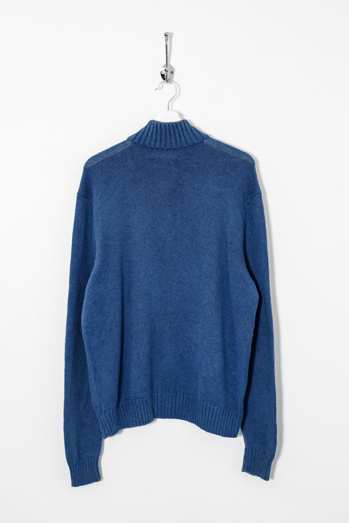 Ralph Lauren 1/4 Zip Jumper (L)
