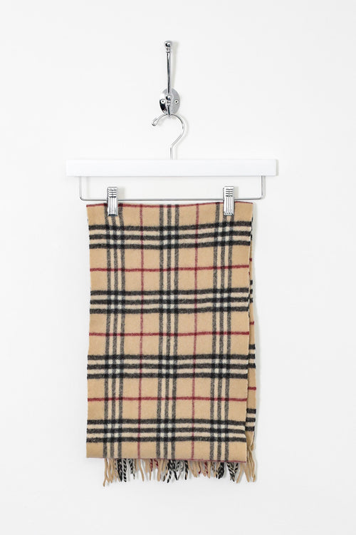 Burberry Nova Check Scarf