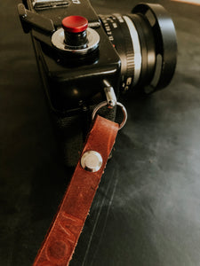 MOON Lite Everyday | Leather Wrist Strap