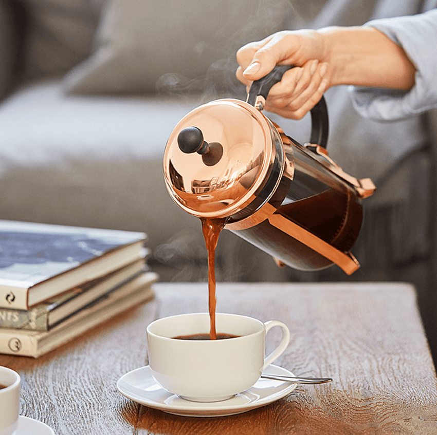 How To Brew Coffee With A Cafetiere Union Hand Roasted
