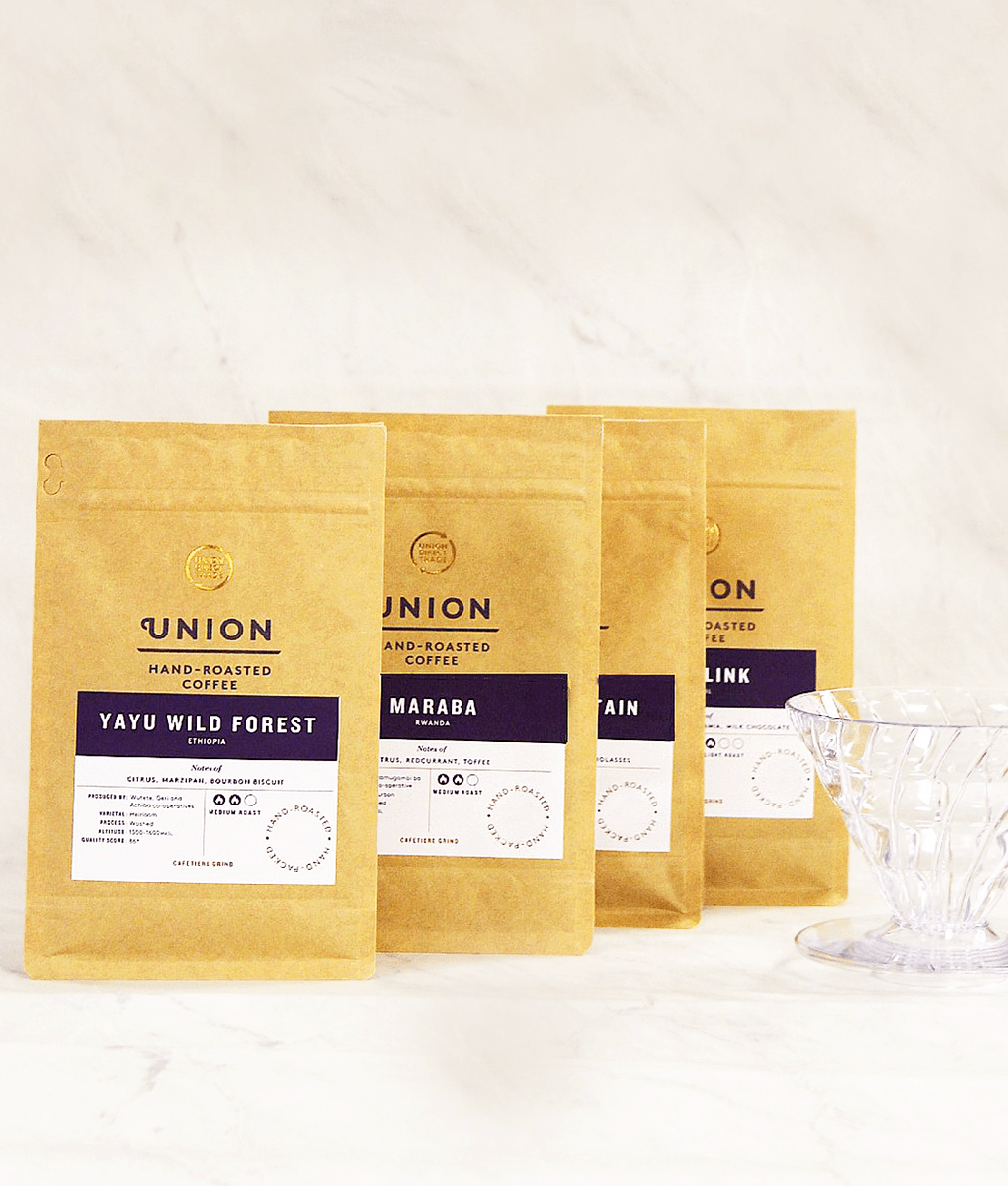 Image: Around the World Bundle, With Free V60 Filter Brewer