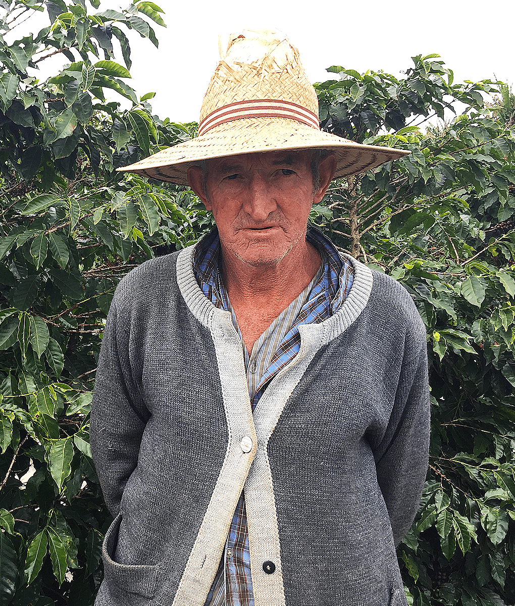 Brazilian Coffee Farmer, Union Coffee