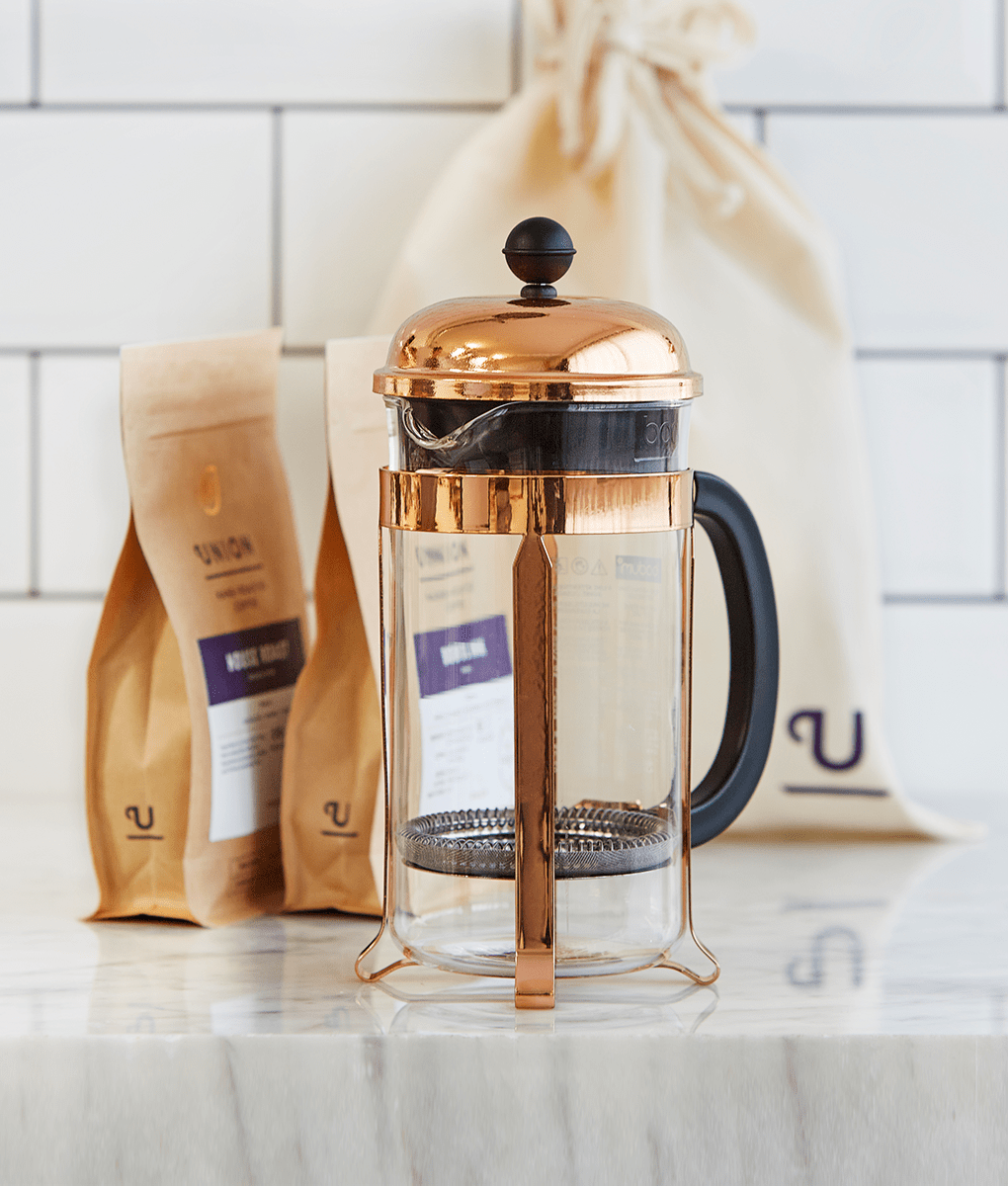 Cafetiere, Gift Set