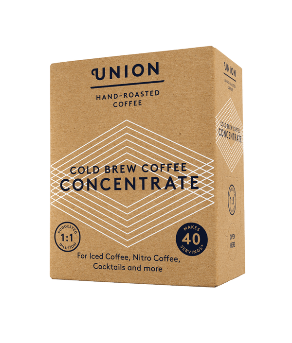 Image: Cold Brew Concentrate, Union Coffee