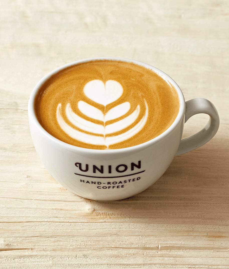 Rosetta Latte Art, Union Coffee