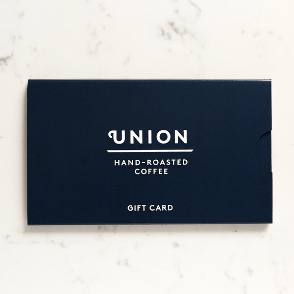 Image: Union Gift Card
