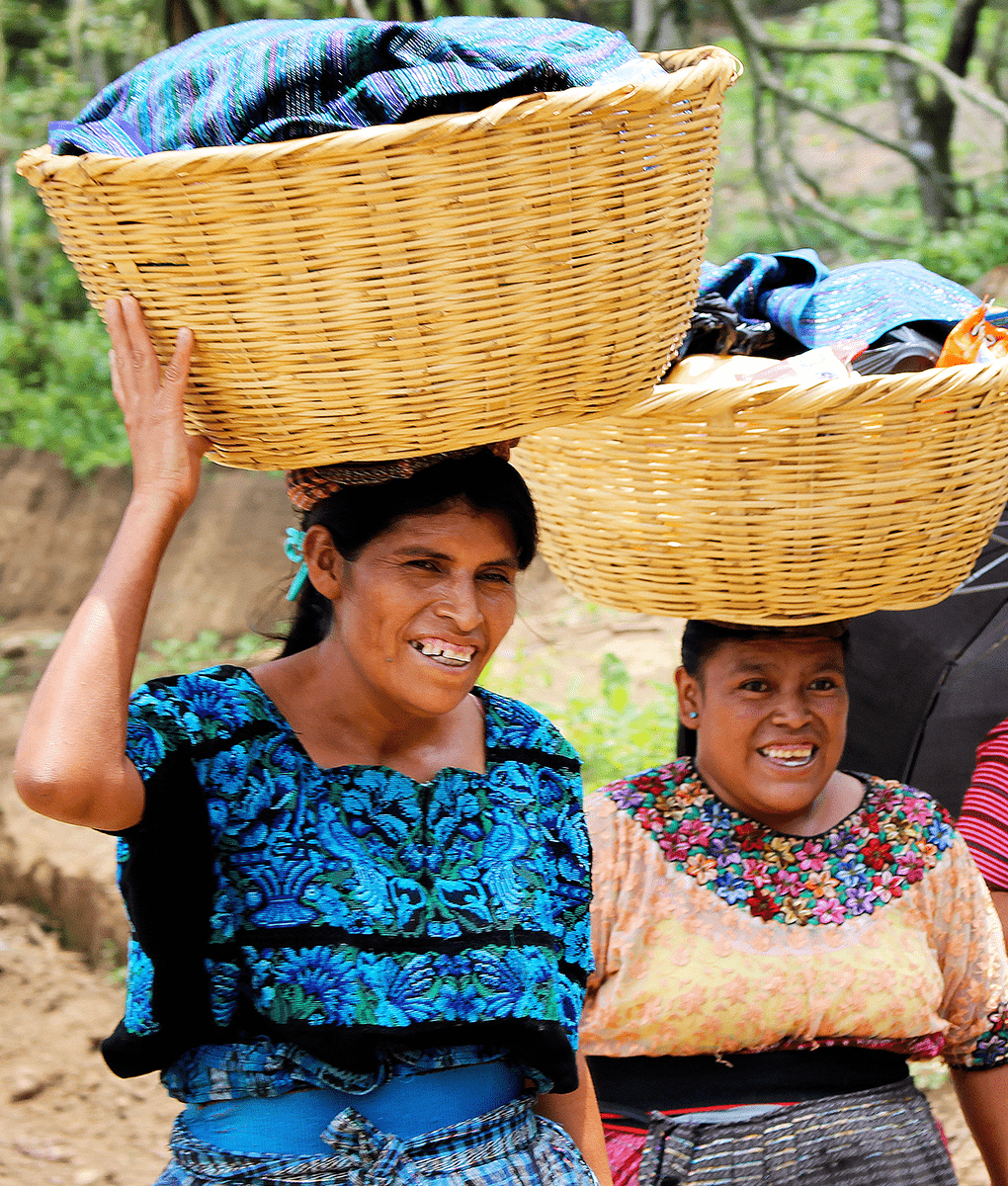Selling Tortillas in Guatemala, Union Coffee