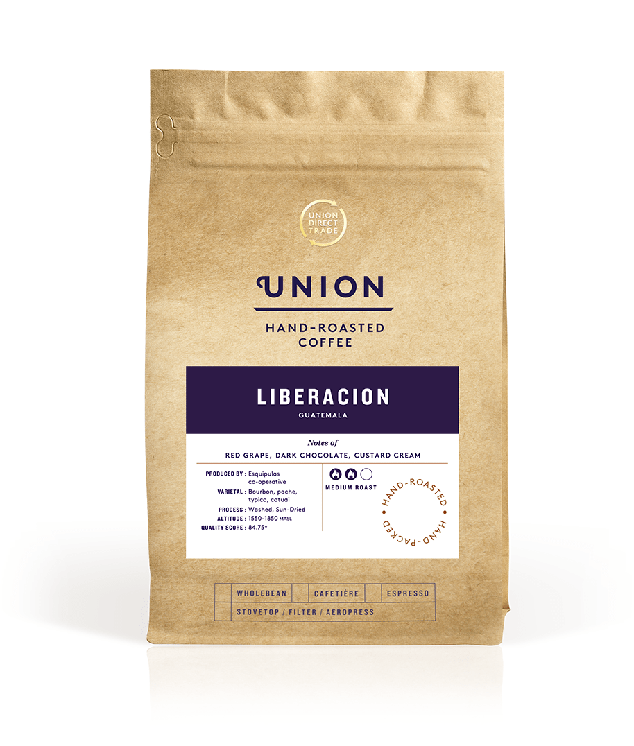 Liberacion, Roast To Order Bag, Union Coffee