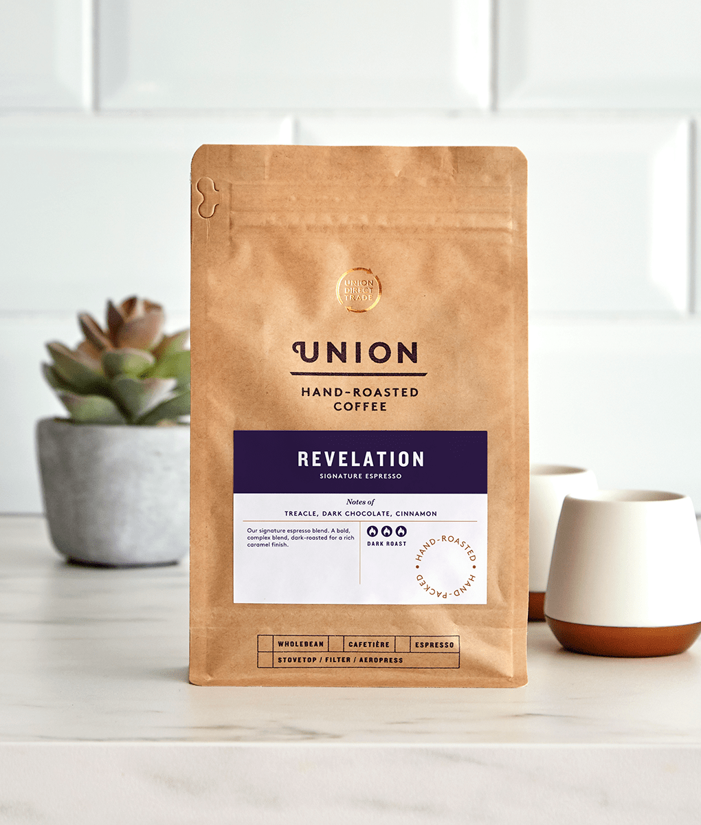 Revelation Signature Espresso, Union Coffee Bag