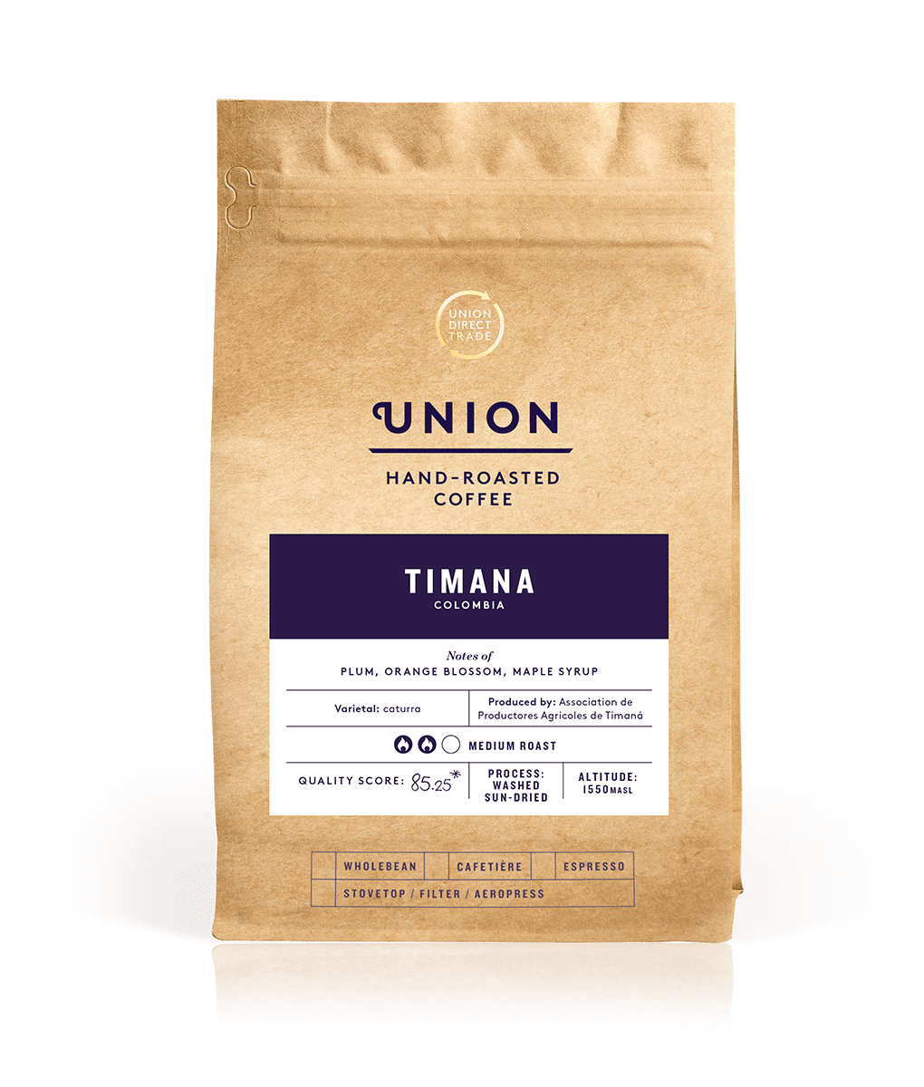 Timana, Roast To Order Bag, Union Coffee