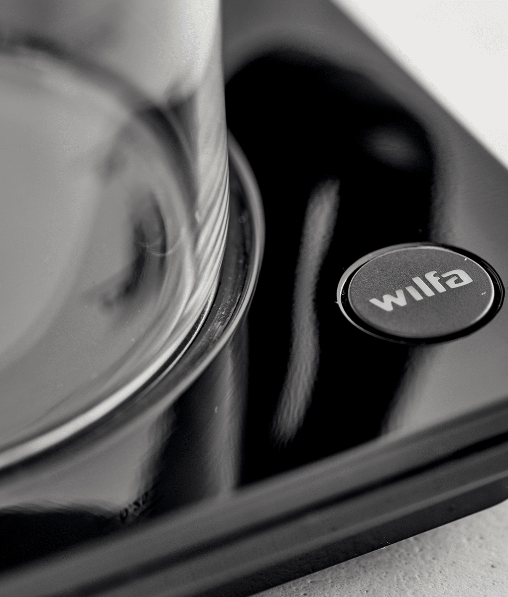 Wilfa Classic, Filter Brewer