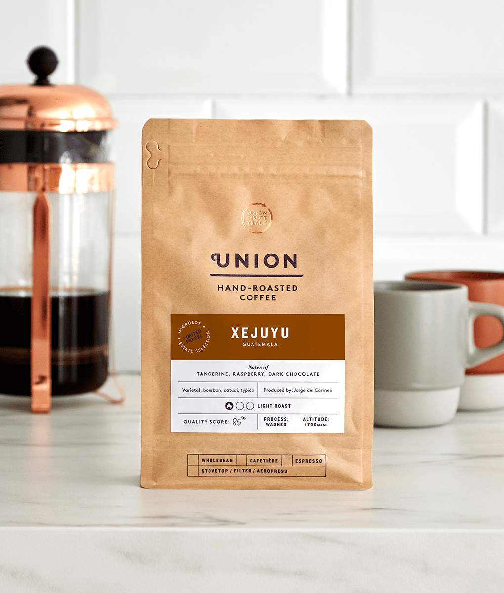 Xejuyu, Guatemala, Union Coffee Bag