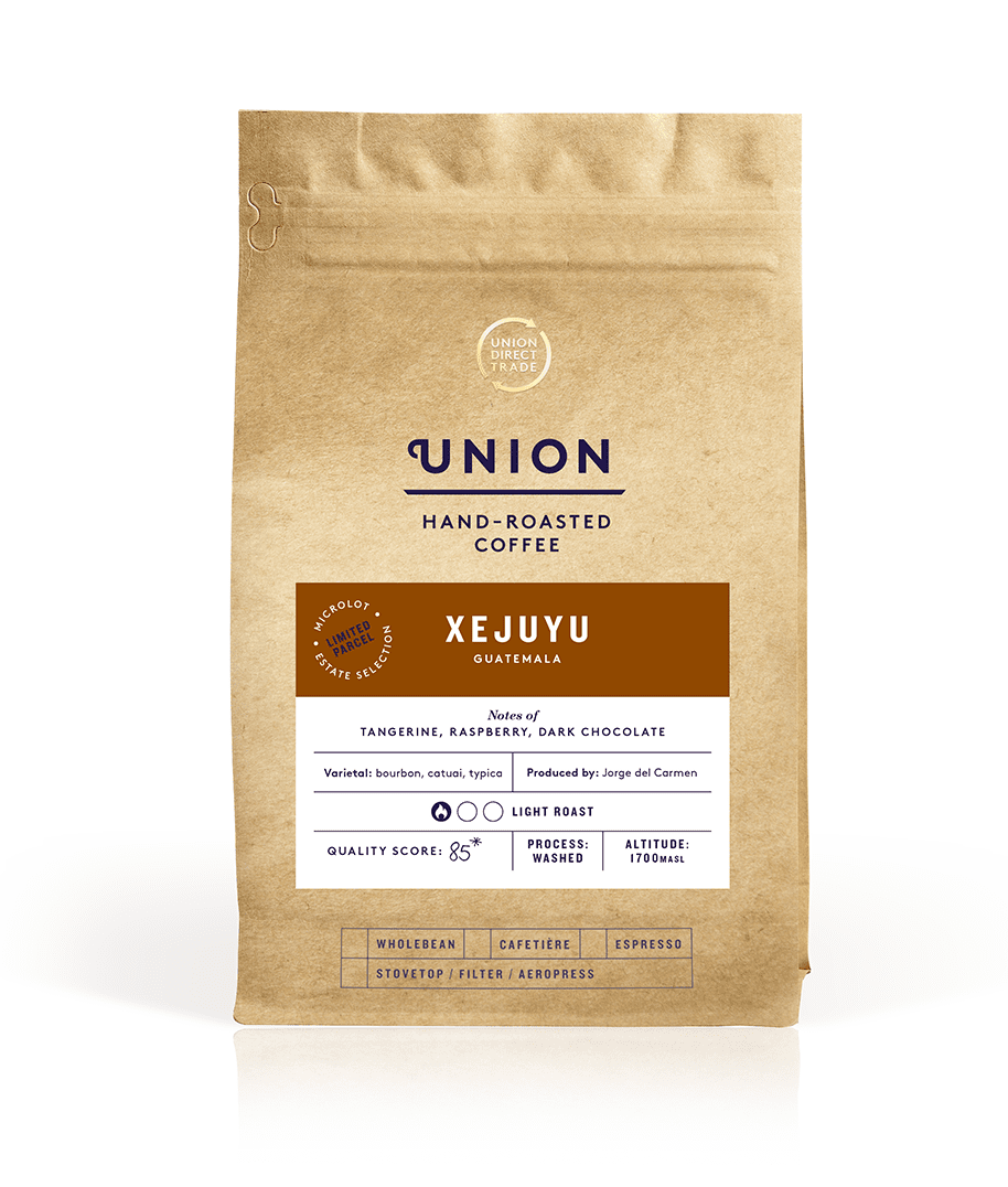 Xejuyu, Roast To Order Bag, Union Coffee