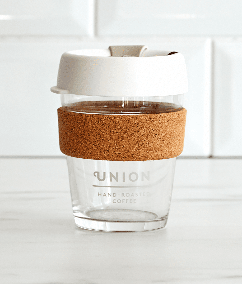 Re-usable Union Cup, Gift Set
