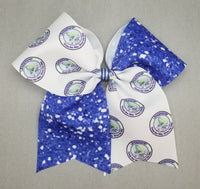 Vineland Logo Cheer Bow