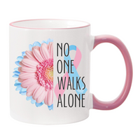 Pregnancy Loss (Infertility) Awareness Sublimated Mug