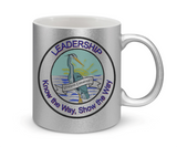 Metallic Finish Vineland Logo Coffee Mug