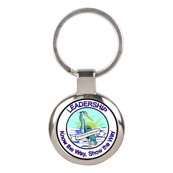 Vineland Logo Key Chain