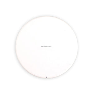 High Quality Super Slim Wireless Charger Base for iPhone8/8P/X and Samsung Qi Fast Charger Wireless Charger Pad
