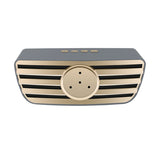Portable Bluetooth Wireless Speaker with Built-in Rechargeable Battery FM Radio/TF Card