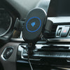 Universal 10W Fast Mobile phone Holder Wireless Charging Charger Adjustable Car Mount