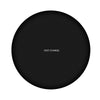 Custom Painting with Rubberized Coating 10W Quick Phone Charger Wireless Charger Pad