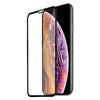 iPhone XS Max 5D Round Edge Full Edge To Edge Tempered Glass