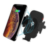 Universal Car Charger Hold Fast Wireless Charger Qi Wireless Car Charger