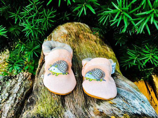 Hedgehog Moccasins