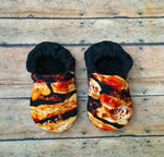 Bacon Moccasins