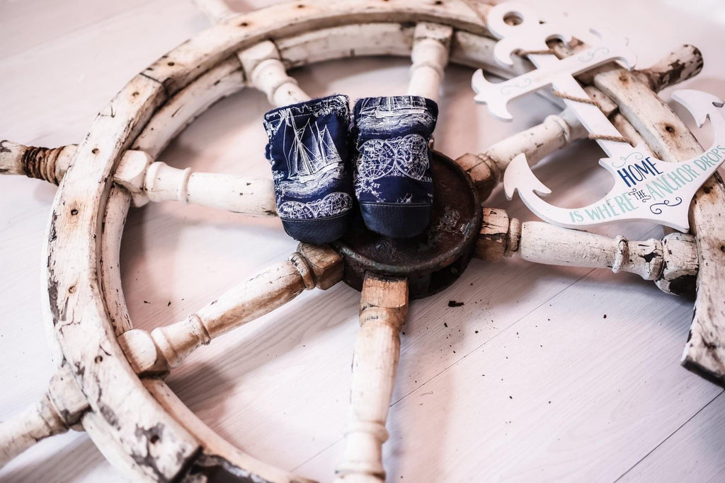 Nautical Map Moccs