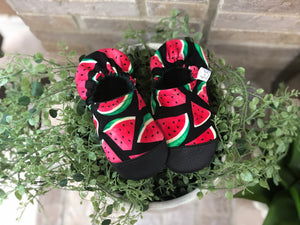 Black Watermelon Moccs