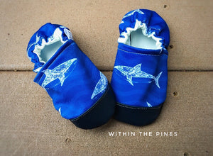 SWIM MOCCS// Sharks