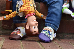 Woody & Buzz Moccs