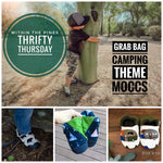 Camping Theme Thrifty Thursday Grab Bag Moccs