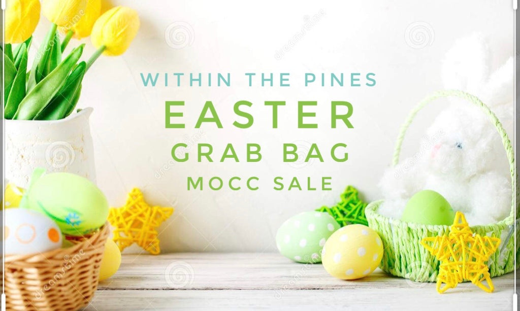 Easter Grab Bag Moccs