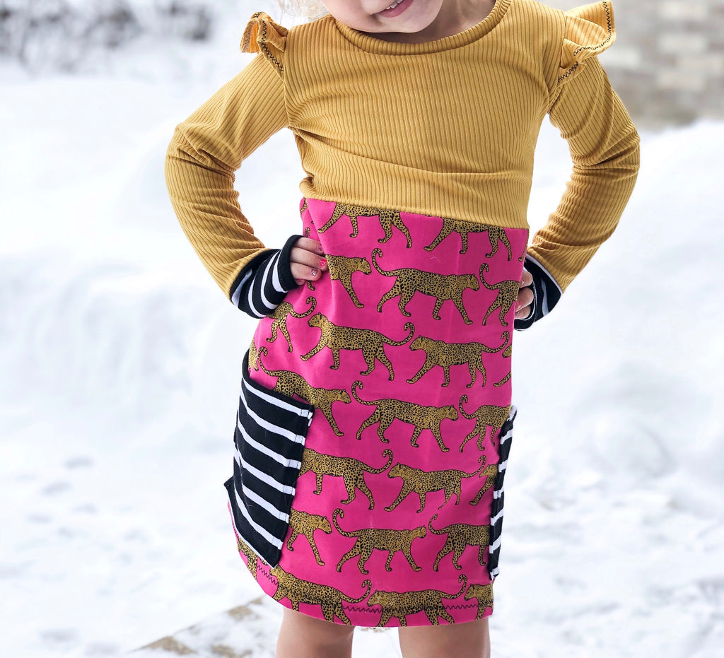 Wild Thing Pocket Dress
