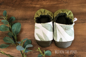 Olive Earth Moccs